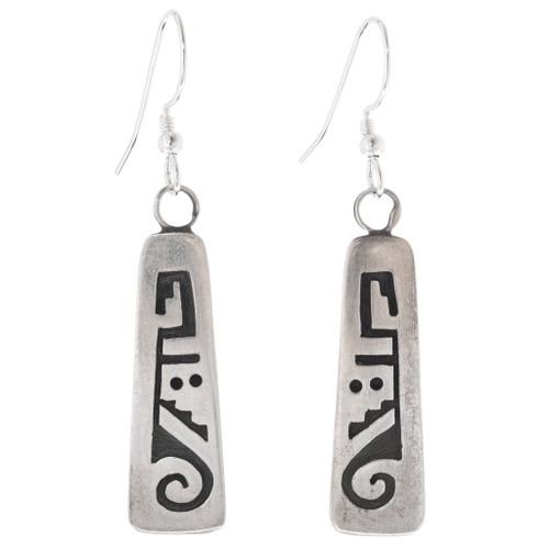 Vintage Hopi Earrings 40671