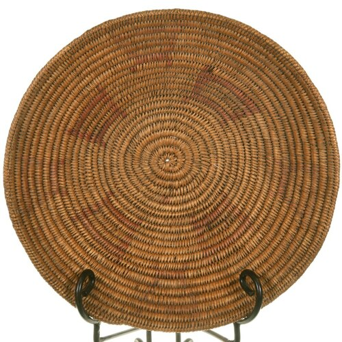 Antique Jicarilla Apache Basket 40684