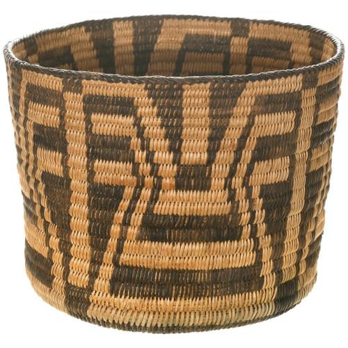 Antique Pima Indian Basket Bowl 40687