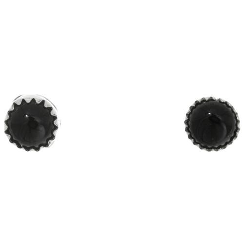 Petite Black Onyx Earrings 40761