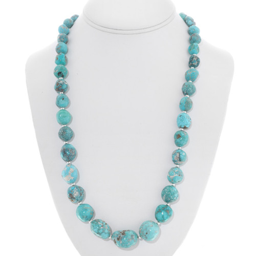 Natural Turquoise Necklace 40793