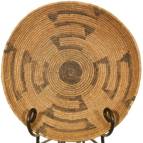 Antique Papago Indian Basket Bowl 40881