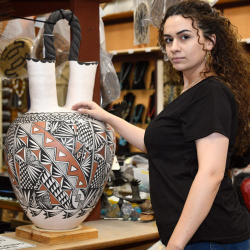 Very Large Native American Wedding Vase 40725