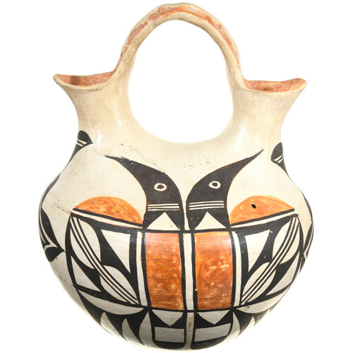 Wedding Vase Thunderbird Pattern 41015