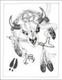 Traditional Native Images Limited Edition Print Frankie Nez