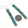 Native American French Hooks Earrings 21927