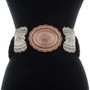Native American Handmade Concho Belt 20018