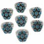 Natural Turquoise Stones 27004