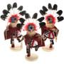 Hand Made Navajo Kachina Dolls