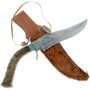 Turquoise Bowie Knife 24601