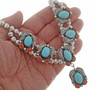 Navajo Turquoise Necklace 23355