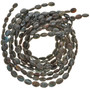 10mm by 14mm Kyanite Beads 16 inch Strand