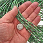 4mm Chrysotine Beads 16 inch Strand