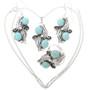 Turquoise Pendant Set Ring Earrings