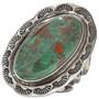 Native American Ladies Turquoise Ring 11274