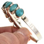 Navajo Turquoise Cuff Bracelet 10207