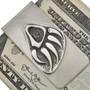 Sterling Native American Money Clip 25888
