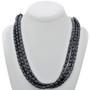 Navajo Blue Gemstone Necklace 22979