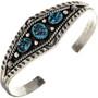 Kingman Turquoise Ladies Bracelet 26943
