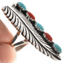 Ladies Pointer Style Navajo Ring 26825