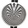 Native American Concho Bolo Tie 23391