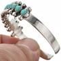 Zuni Style Row Bracelet 25999
