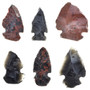 Hand Knapped Indian Arrowhead 17379