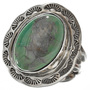 Turquoise Navajo Ladies Ring 11250