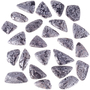 Silver Ore Cabachons 24638