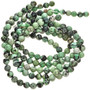 12mm Chrysotine Beads 16 inch Strand