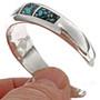 Inlaid Turquoise Bracelet 25505