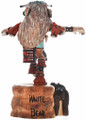 Hopi Indian Hon Kachina Doll 23529