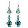 Turquoise Handmade Jewelry Earrings