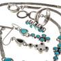 Southwest Turquoise Necklace Set 11514