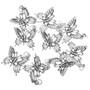 Sterling Silver Butterfly Charm Bracelet Pendant Necklace