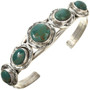 Turquoise Silver Ladies Bracelet 12463