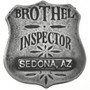 Brothel Inspector Silver Badge 17587