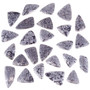 Silver Ore Cabachons 24640