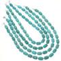 Spiderweb Turquoise Magnesite Beaded Necklaces 23352