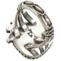 Sterling Southwest Native Ring 27822