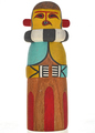 Vintage Hopi Heheya Kachina Doll 29395