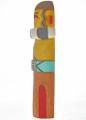 Vintage Kachina Doll Collectible 29395