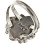 Navajo Sterling Ladies Ring 28604