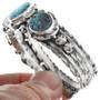 Navajo Turquoise Cuff Bracelet 20983