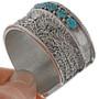 Textured Spiderweb Cuff 26258