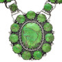 Navajo Cluster Gemstone Necklace 29623