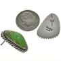 Navajo Single Stone Earrings 28964
