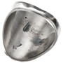 Overlaid Sterling Silver Southwest Ring 29703