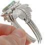 Emerald Valey Turquoise Cuff Bracelet 28345