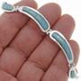Genuine Turquoise Bracelet 1192